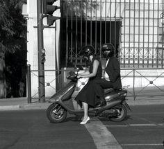 Barcelona couple