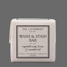 The Laundress Wash & Stain Bar 2 oz.