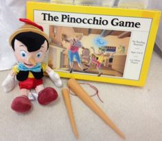 Pinocchio Themed Political Party by J Divine Events
