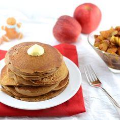 Gingerbread Pancakes (Gluten Free) Recipe - ZipList
