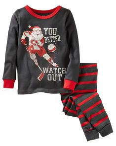 24f72fd9d5362 Santa Snug Fit Cotton PJs from OshKosh B gosh. Shop clothing   accessories  from a trusted name in kids