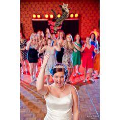 Brides Throwing Cats - iDidAFunny