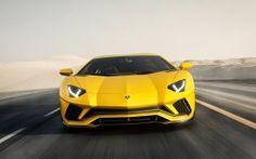 WALLPAPERS HD: Lamborghini Aventador S