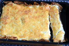 Lasagna, Feta, Pizza, Cheese, Ethnic Recipes, Lasagne