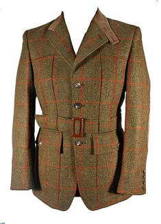 Design your own Custom Tailored Garments Jackets, Suits and Separates. Wide range of Tweed, Suiting and Coatings and Bespoke Options. Fashion In, Suit Fashion, Mens Fashion, Dapper Suits, Dapper Men, Hunting Jackets, Hunting Clothes, Costumes En Tweed, Norfolk Jacket