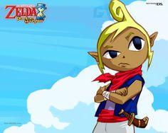 The Legend of Zelda: Phantom Hourglass  #Nintendo  Source: www.puissance-zelda.com