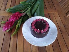Chocolate Cherry Spiced Cake