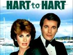 Hart to Hart. Only in TV world could you have a millionaire couple who have nothing better to do with their money, than solve crime, within an hour!