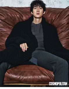 Style Korea: The Art of Korean Fashion • Yoo Yeon Seok for Cosmopolitan Korea January 2016....