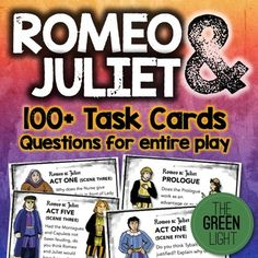 10 pts - Romeo and Juliet Essay Question?