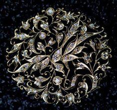 From Her Majesty's Jewel Vault: The Singapore Peranakan Diamond Jubilee Brooch