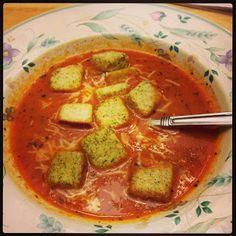 Bloggin The Crafts: Soup Recipes