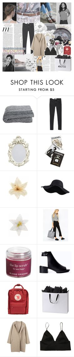 """botss (r3)"" by silverly ❤ liked on Polyvore featuring Acne Studios, Assouline Publishing, Clips, Monki, Sara Happ, Zara, Fjällräven, Coleman, American Apparel and BOTSS"