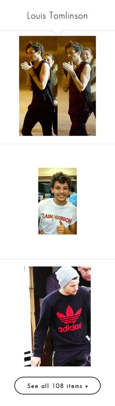 """Louis Tomlinson"" by httpspanda ❤ liked on Polyvore featuring louis, one direction, louis tomlinson, 1d, photos, people, pictures, ppl, fotos and & - pictures - one direction"