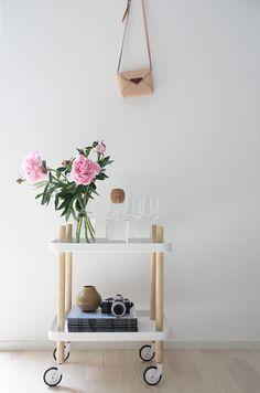 Hunajaista - blogi Copenhagen, Furniture Decor, Design Shop, Shopping, Tray, Home Decor, Products, Style, Scandinavian Design