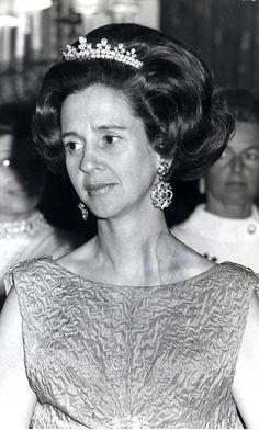 Doña Fabiola una Reina española para los belgas © Archivo ¡HOLA!