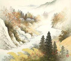 Koukei Kojima [小島光径] ~ The Cherry Blossoms   Tutt'Art@   Pittura * Scultura * Poesia * Musica  