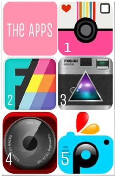A Glitter Affair: The Five Best iPhone Photography Editing Apps