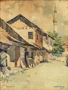 Bosnia And Herzegovina, Beautiful Buildings, Old Pictures, Nostalgia, Around The Worlds, Mosques, History, Nature, Photography
