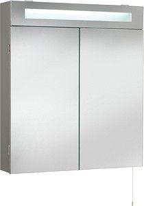 ultra cabinets tucson mirror bathroom cabinet light 620x700mm