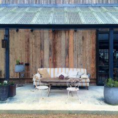 Outdoor interior design inspiration at Soho Farmhouse, Great Tew, Oxfordshire