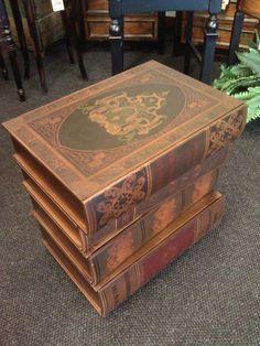 Gentil Book Stack Dresser From Hobby Lobby: