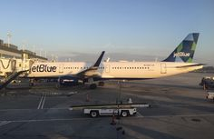 Reader Paul messaged me to ask whether he's better off using the JetBlue Plus CardorThe Platinum Card® from American Expressfor buying a JetBlue ticket.  In general theAmex Platinum Cardis the all around best card for airfare purchases — the card offers 5x points on airfare...