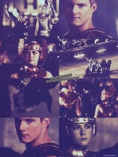 I <3 Cato and Clove