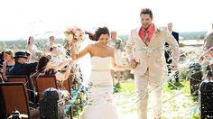 barn weddings oregon