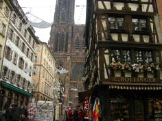 Strasbourg, France- first French city we visited. Just two miles away from Germany, it is definitely one of the nicest cities in Central Europe. Home of the European Parliament and it's known for its huge Christmas market as well. We visited this place so many times.