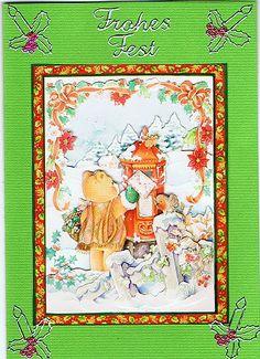 Bärchens Weihnachtspost