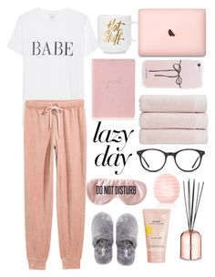 """Lazy Day"" by cc7813 ❤ liked on Polyvore featuring Soma, BaubleBar, Marc Jacobs, Tom Dixon, Eos, GlassesUSA, GiGi New York and Christy"