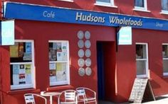 Hudson's Wholefood in Ballydehob, West Cork, a favourite!