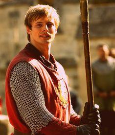 Bradley James as Arthur Pendragon #Merlin  via Tumblr