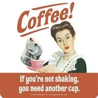 Coffee: if you're not shaking, you need another cup | The way we respond to coffee is in our genes.