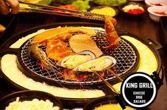King Grill, Cheey BBQ, Tel: 098-274-8246 Instagram: King Grill Cheesy Korean BBQ , King Grill, (치즈 바비큐 레스토랑) ImPark, Samyan,Bangkok,Thailand #Cheese #Cheesy #Korean #BBQ #Buffet #Restaurant #kinggrill #samyan #chula #impark #prathumwan #wangmai #grill #Bangkok #Thailand #Seafoods #ชีส #เกาหลี #ปิ้งย่าง #บีบีคิว #ร้านอาหาร #ยูกิ #บางนา #กรุงเทพ #ประเทศไทย #สามย่าน #จุฬา #ร้านอาหารสามย่าน #ร้านอาหารแถวจุฬา #บุฟเฟ่ต์ปิ้งย่าง #บุฟเฟ่ต์จุ่มชีส #อาหารเกาหลี #แอม พาร์ค #สยาม #สีลม #ชีสไม่อั้น #ซี