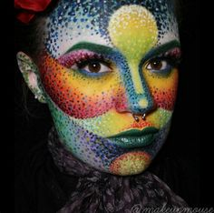 How This Avant-Garde Makeup Artist Is Owning Instagram