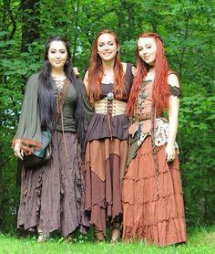 Ceveneth, Meneldea & Lotherial