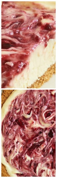 Raspberry Lemon Icebox Pie ~ Quick and easy homemade dessert. This pie simplifies dessert by having a short list of ingredients and needing zero oven time Köstliche Desserts, Delicious Desserts, Easy Lemon Pie, Lemon Icebox Pie, Easy Homemade Desserts, Recipe Club, No Bake Pies, Cake Servings, Sweet Tarts