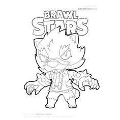 Brawl Stars Coloring Pages Star Coloring Pages, Boy Coloring, Animal Sketches Easy, Art Sketches, Blow Stars, Super Easy Drawings, Clever Halloween Costumes, Star Character, Kids Room Paint