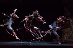 Nutcracker Rats Artists of the Australian Ballet