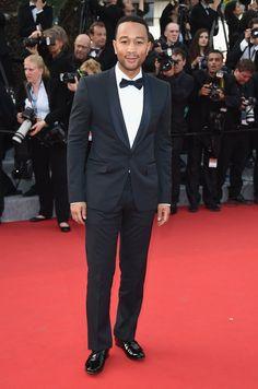 Pin for Later: Seht die Stars in ihren schönsten Roben beim Filmfest in Cannes John Legend