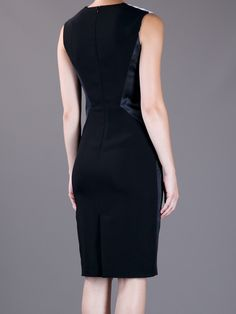 Givenchy Two Tone Dress - Degli Effetti Women - farfetch.com