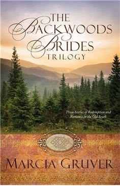 Backwoods Brides Trilogy - Barbour Books