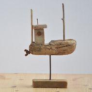 Driftwood fishing boat 6