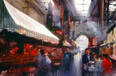 Alvaro Castagnet @@@@......http://www.pinterest.com/venussanat/watercolor-painting/