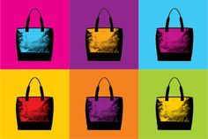 Reusable Tote Bags, Pop, Accessories, Popular, Pop Music, Jewelry Accessories