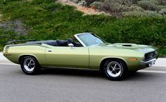 Awesome Plymouth Barracuda