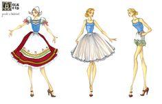 Pinocchio: Dutch Girl by justin-mctwisp.deviantart.com on @deviantART