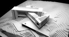 Ideas Origami Architecture Projects Design For 2019 Concept Models Architecture, Plans Architecture, Landscape Architecture, Interior Architecture, Interior Design, Autocad, Parametrisches Design, Design Ideas, Urban Design